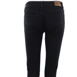 RALPH LAUREN DENIM & SUPPLY BLACK SKINNY JEANS 26